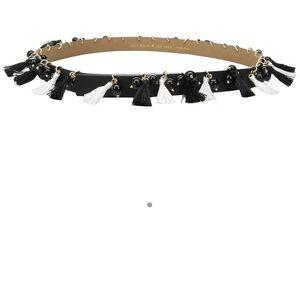 NWT Kate Spade Tassel Belt